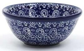 Bunzlau Bowl 12,5 cm Lace