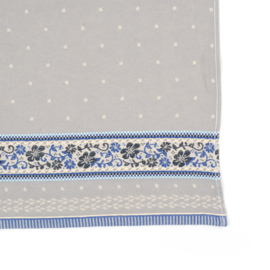 Bunzlau Table Runner Harmony Grey 65 x 140 cm