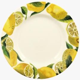 Emma Bridgewater Vegetable Garden Lemons 10 1/2 Inch Plate