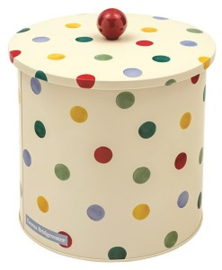 Emma Bridgewater Polka Dot Biscuit Barrel