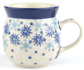 Bunzlau Farmers Mug 240 ml Christmas Stars