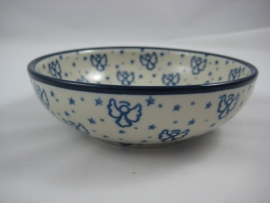 Bunzlau Serving Bowl 13 cm Angels