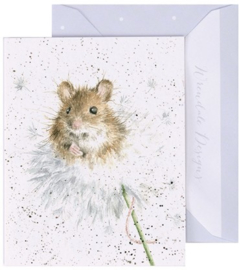 Wrendale Designs 'Dandelion' miniature card