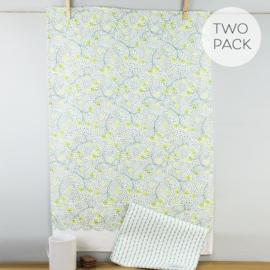 Ulster Weavers Tea Towel Sophie Conran Mira -Set of 2-