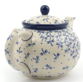Bunzlau Teapot 1,3 l Damselfly