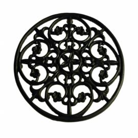 Onderzetter Antiek Bruin/Zwart