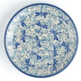 Bunzlau Teabag Dish 10 cm Firefly