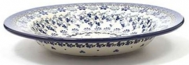 Bunzlau Soupplate 23,5 cm Belle Fleur