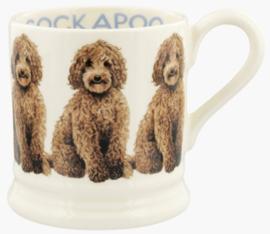 Emma Bridgewater Dogs Cockapoo 1/2 Pint Mug