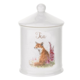 Wrendale Designs Tea Canister