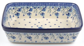 Bunzlau Oven Dish Rectangular 1880 ml Daydream 19 x 7 x 24 cm