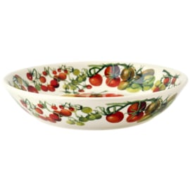 Emma Bridgewater Vegetable Tomato Medium Pasta Bowl / Dish