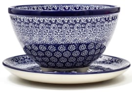 Bunzlau Berry Bowl Lace