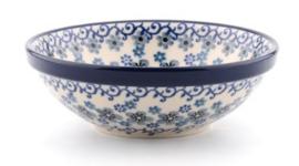 Bunzlau Yogurt / Cereal Bowl 14 cm Winter Garden