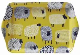 Ulster Weavers Scatter Tray Dotty Sheep