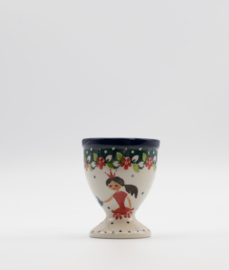 Bunzlau Egg Cup Princess -Limited Edition-