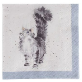 Wrendale Designs Cocktail Napkins Lady of the House