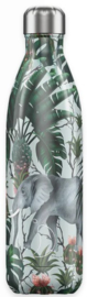 Chilly's Drink Bottle 750 ml Tropical Elephant -glad en glanzend-