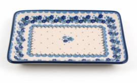 Bunzlau Medium Tray 18 x 24 cm Fresh
