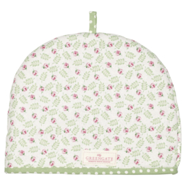 GreenGate Tea Cosy Lily petit white