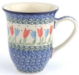 Bunzlau Tulip Mug  500 ml Tulip Royal -limited edition-