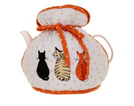 Ulster Weavers Muff Tea Cosy Cats in Waiting