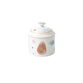 Rice Porcelain Sugar Bowl with Lid - Everyday Magic - Special Edition