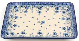 Bunzlau Tray 18 x 24 cm Daydream