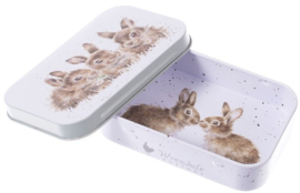 Wrendale Designs 'Daisy Chain' mini gift tin