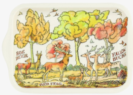 Emma Bridgewater Deer In The Woods Small Melamine Tray