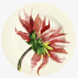 Emma Bridgewater Flowers Pink Dahlia 6 1/2 Inch Plate