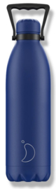 Chilly's Drink Bottle / Thermos Jug 1,8 l Matt Blue