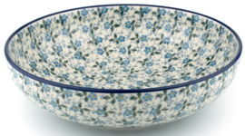 Bunzlau Serving Bowl 27 cm Summer Wind