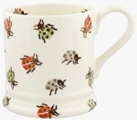 Ladybirds & Butterfly - nieuw