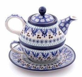 Bunzlau Tea for One Marrakesh