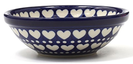 Bunzlau Yogurt / Cereal Bowl 370 ml Ø 14 cm Blue Valentine