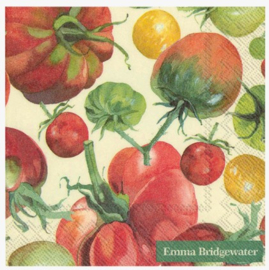 Emma Bridgewater Vegetable Garden Tomatoes Cocktail Napkins
