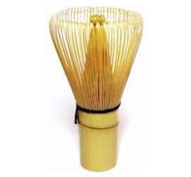 Matcha Klopper Bamboe Chasen