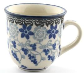 Bunzlau Tulip Mug Espresso 70 ml Belle Fleur
