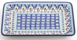 Bunzlau Tray 18 x 24 cm Marrakesh