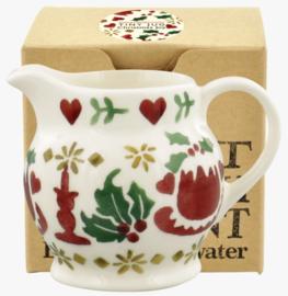 Emma Bridgewater Christmas Joy Tiny Jug Boxed - 2021
