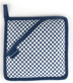 Bunzlau Potholder Checkered