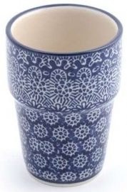 Bunzlau Milk Mug 240 ml Lace
