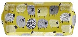 Ulster Weavers Small Tray Dotty Sheep