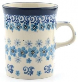 Bunzlau Straight Mug Small 150 ml Autumn Breeze