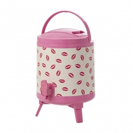 Rice Cooler Tank with Kiss Print - 8 liter