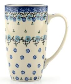 Bunzlau Mug 400 ml Royal Blue