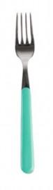 Brio Ontbijtvork Turquoise