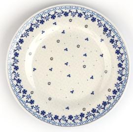 Bunzlau Castle Melamine Plate Fleur Fountain Ø: 25 cm