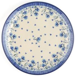 Bunzlau Plate Ø 25,5 cm Daydream